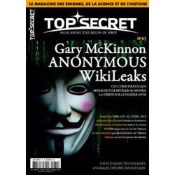 61. Les secrets de WikiLeaks, de Gary McKinnon et des Anonymous