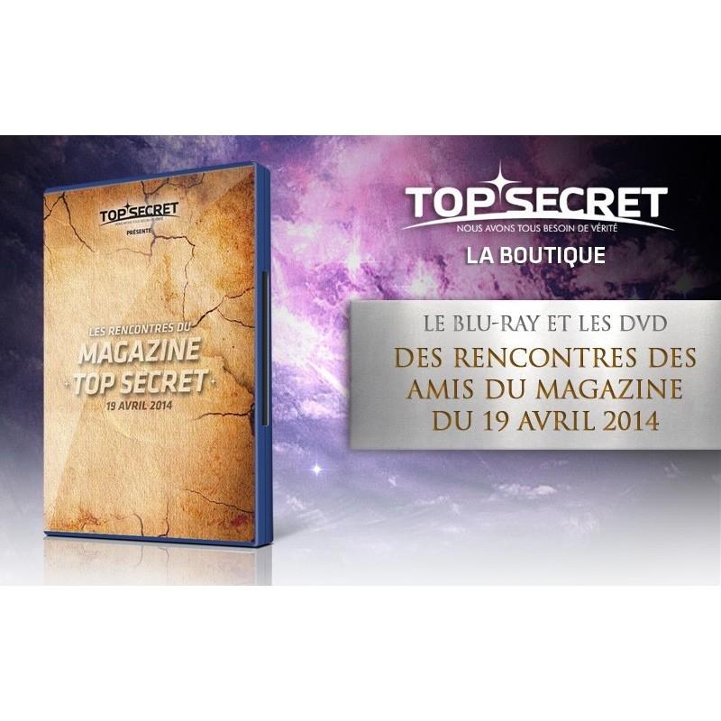 Le DVD des Rencontres du magazine Top Secret