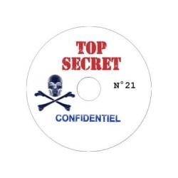 CDRom n°21 - Skull and Bones : Les secrets de l'élite américaine