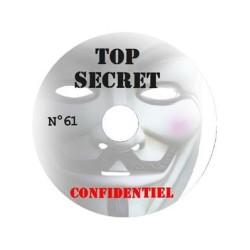 CDRom n°61 - Les secrets de WikiLeaks, de Gary McKinnon et des Anonymous