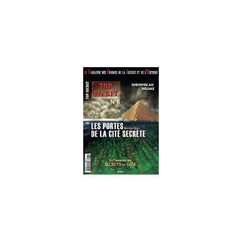 HORS-SERIE n°06 - Les portes de la cité secrète