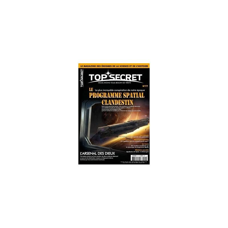77. Le programme spatial clandestin