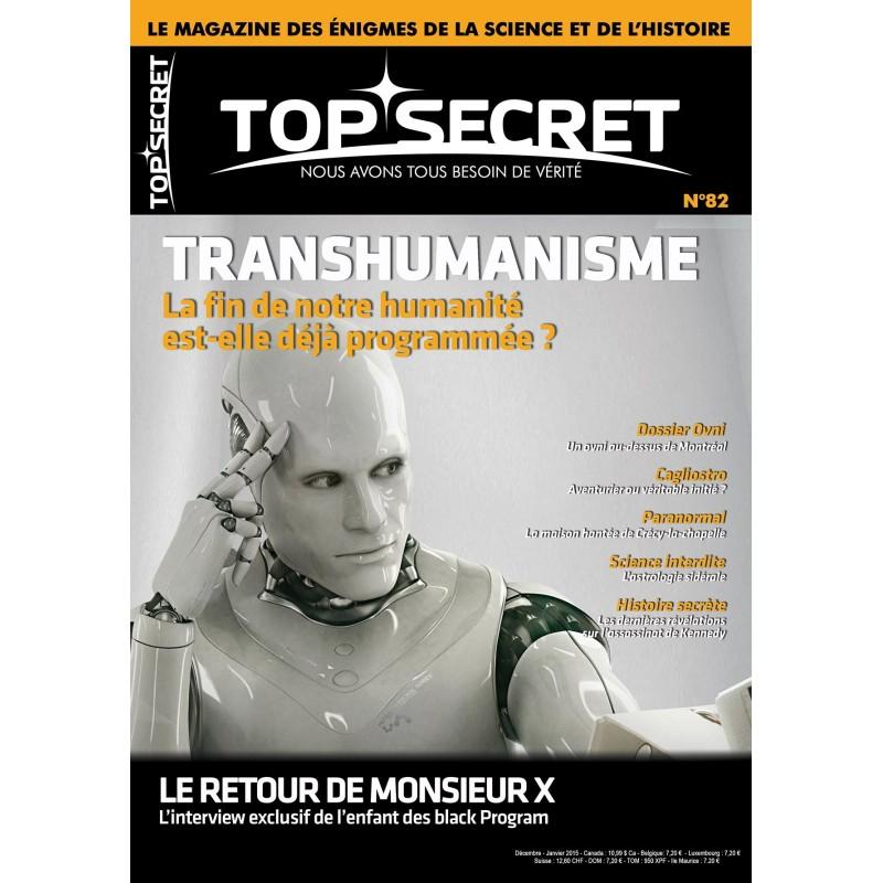 82. Transhumanisme. La fin de notre humanité est-elle programmée ?