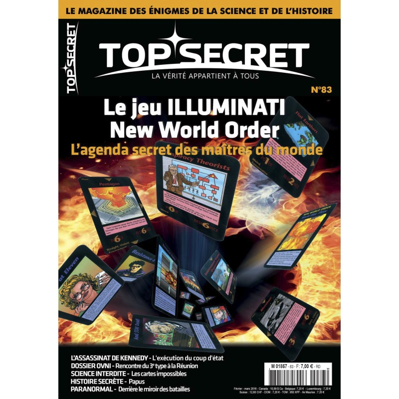 83. Le jeu Illuminati New World Order