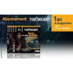 Abonnement 1 an 6 magazines