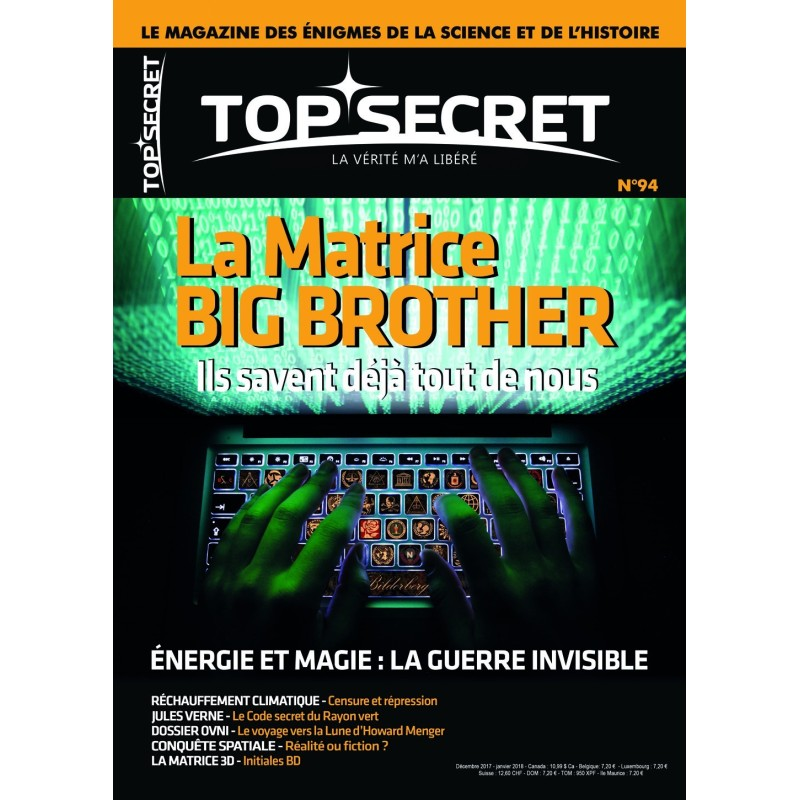 94. La Matrice Big Brother