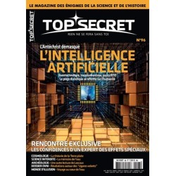 Top secret 96 l'intelligence artificielle