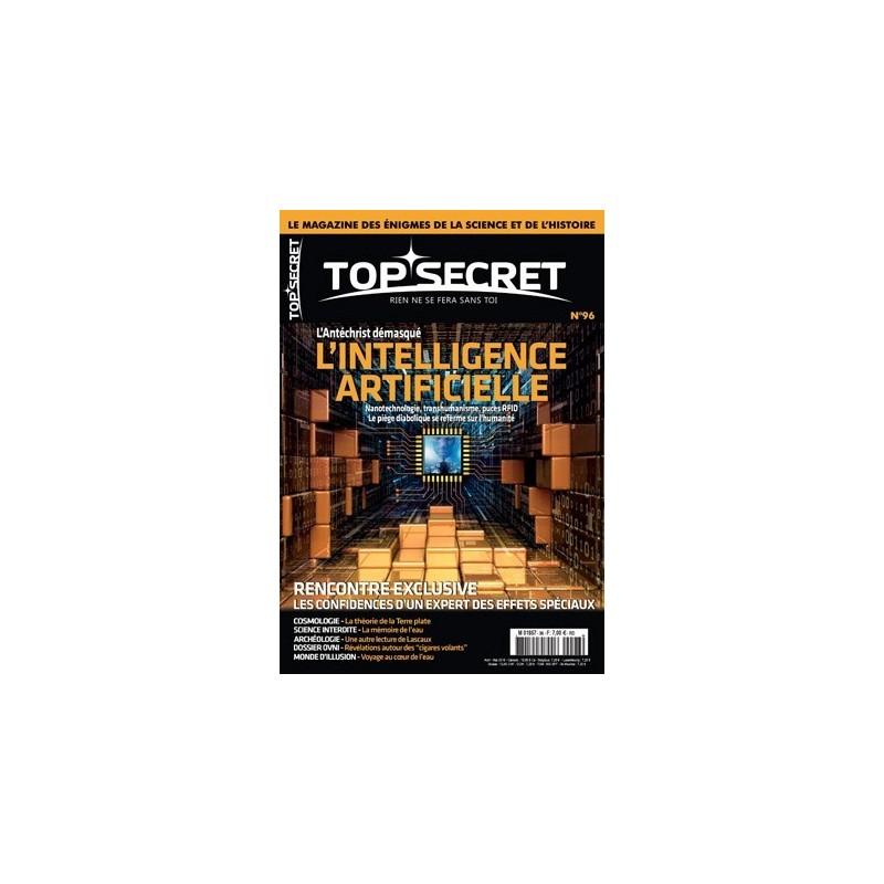 Top secret 96 l'intelligence artificielle