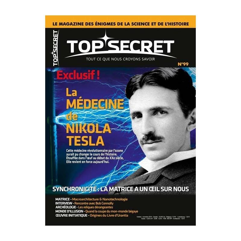 99. La Médecine de Nikola Tesla