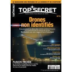 76. Drones non identifiés