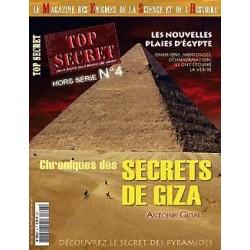 HORS-SERIE n°04 - Chroniques des secrets de Giza