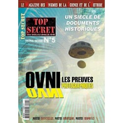 HORS-SERIE n°05 - Ovnis, les preuves photographiques