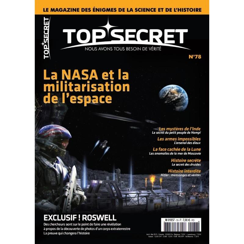 78. La NASA et la militarisation de l'espace