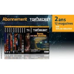 Abonnement 2 ans 12 magazines